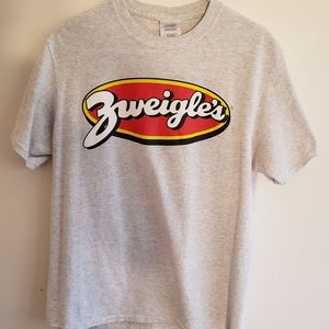 Vintage Zweigles Hot Dog Shirt